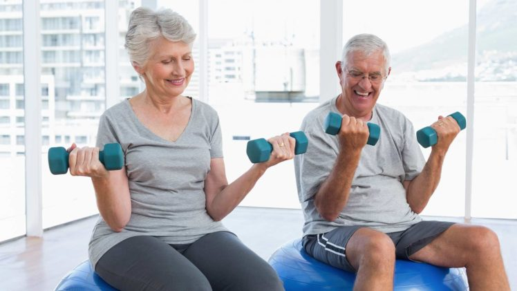 6 Healthy Exercise Tips For Older Adults