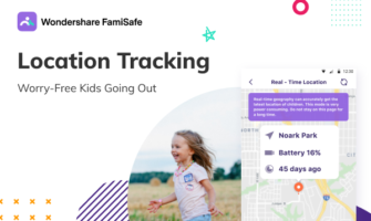 The best mobile tracker and parental control app | FamiSafe