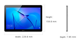 Review of Huawei Mediapad T3 10 inch 16gb Tablet