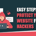 Easy Steps that Protect Your Website from Hackers